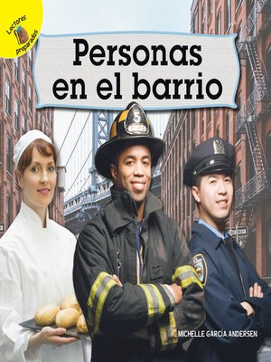 cover image of Mi Mundo (My World) Personas en el barrio